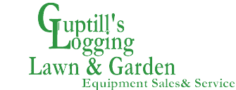 Guptill's Logging & Lawn and Garden Equipment Sales